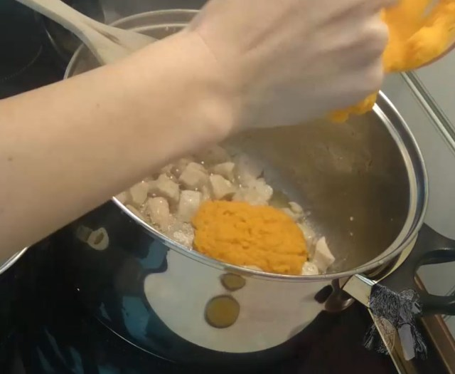 6 Receta pollo al curry