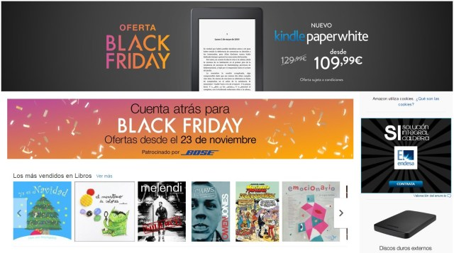 Black Friday TrendyTwo Trendy Two Ofertas Mejores España Madrid Blog Moda Amazon