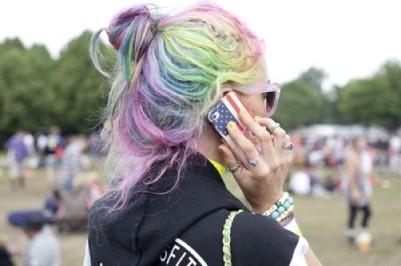 Pelo Cabello Unicornio Tendencias 2016 moda peluquería teñir decolorar trendytwo trendy two arcoiris