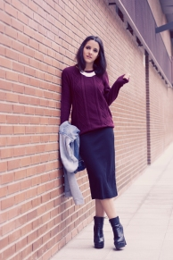 Look OUTFIT OOTD BLOG MODA BLOGGER TRENDYTWO TRENDY TWO FASHION