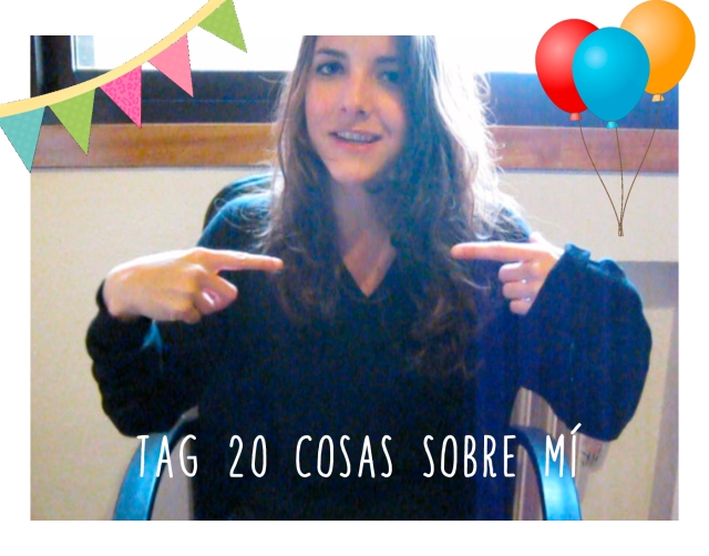 Tag 20 cosas sobre mí Carmen gemelas tendencias blog blogger youtuber trendytwo trendy moda