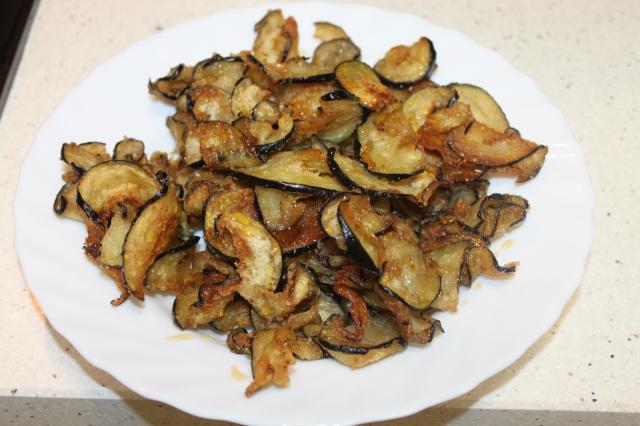 blog blogger receta food berenjena miel berenjenas chips salmorejo crujiente crujientes trendy two blog carmen marta